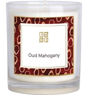 CANDLE/Oud Mahogany 12oz