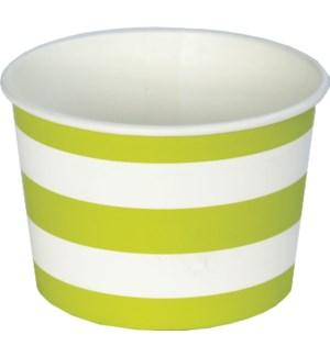 TREATCUPS/Kenzie Stripe-Lime