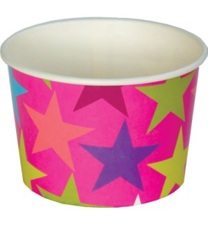TREATCUPS/Colorful Stars-Magen