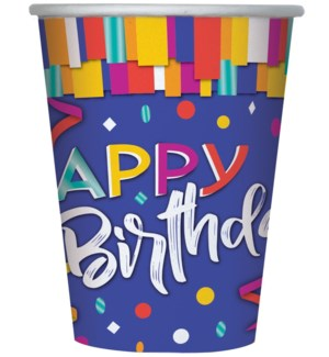 PAPERCUPS/Birthday Pizzazz