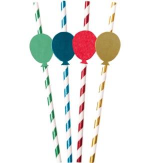 STRAWS/Bright Balloons