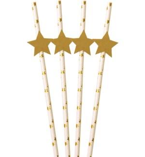 STRAWS/Gold Stars