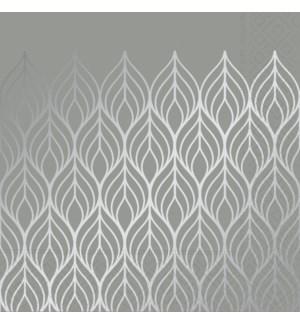 NAPKIN/Luxe Silver