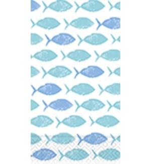 NAPKIN/School Of Fish