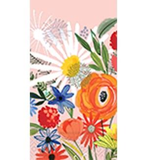 NAPKIN/Daisies And Daffodils