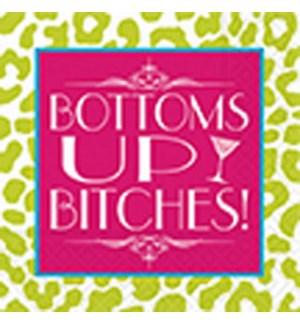 NAPKIN/Bottoms Up