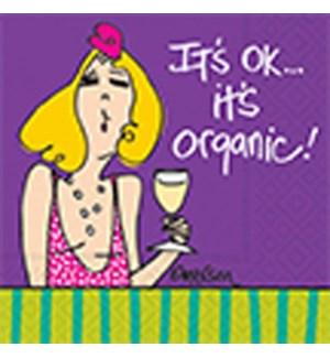 NAPKIN/It's Organic