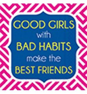 NAPKIN/Bad Habits