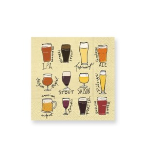 NAPKINS/Choose Your Brew