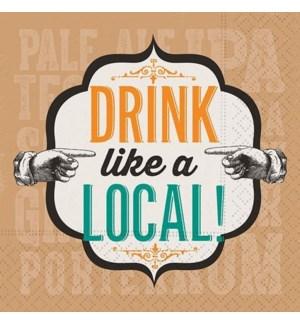 NAPKIN/Drink Like A Local