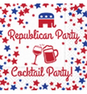 NAPKINS/Republican Bev