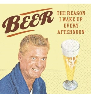NAPKINS/Beer