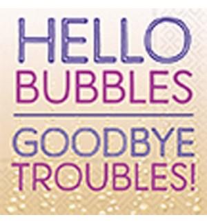 NAPKIN/Hello Bubbles