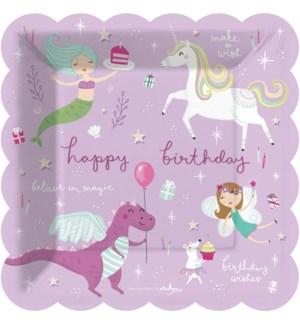 PLATE/Fantastical Birthday
