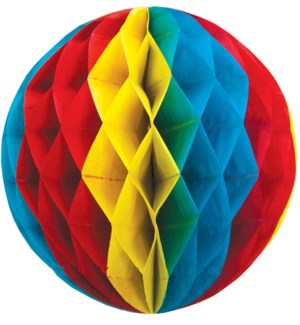 HONEYCOMB/Red Yellow Blue 12""