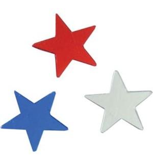 CONFETTI/RWB Stars