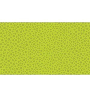 PLACEMAT/Lime Green Pebble