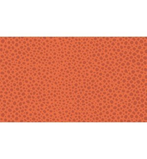 PLACEMAT/Sienna Rust Pebble