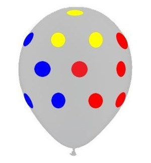 BALLOON/Multi Dot Primary