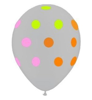 BALLOON/Multi Dot Brights