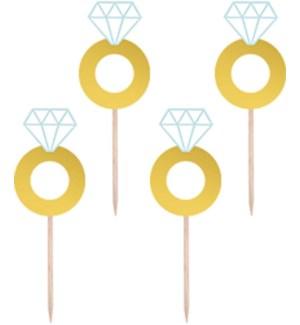 PARTYPICKS/Wedding Rings