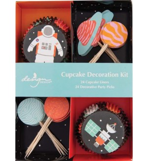 CUPCAKE/Outer Space Adventure