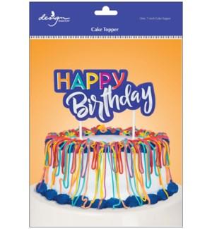 CAKE/Birthday Pizzazz