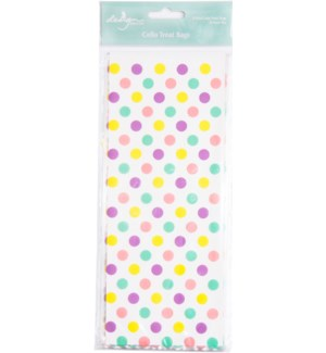 TREATBAG/Pastel Dots