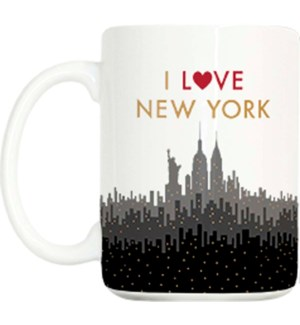 MUG/I Love New York