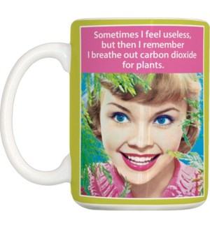 MUG/Sometimes I Feel Useless