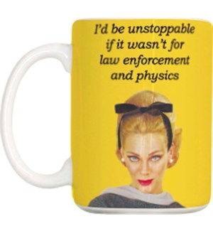 MUG/I'd Be Unstoppable