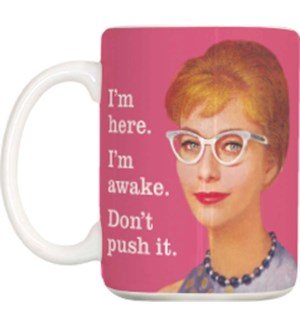 MUG/Don't Push It