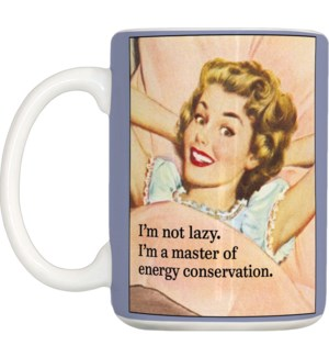 MUG/Energy Conservation