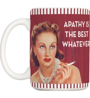 MUG/Apathy Is The Best