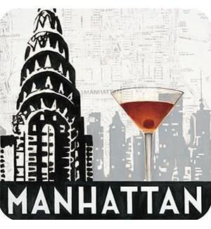 COASTER/Manhattan Gin &Tonic