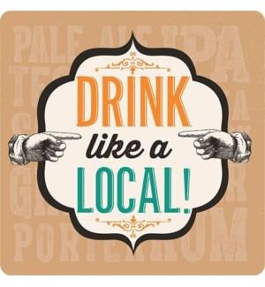 COASTER/Drink Like A Local
