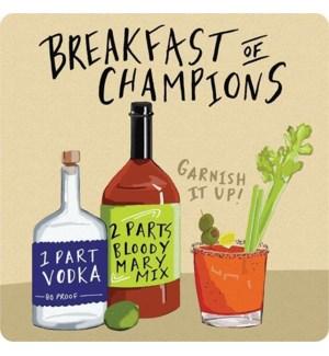 COASTER/Breakfast Of Champions