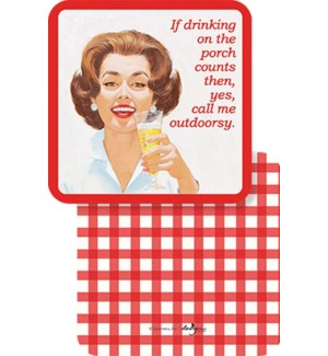 COASTER/Call Me Outdoorsy