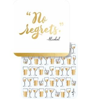 COASTER/No Regrets Alcohol