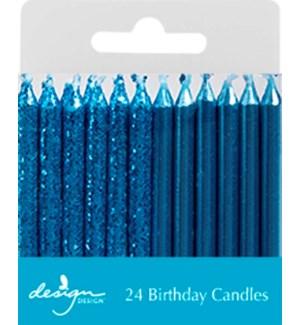 CANDLE/Blue Shimmer