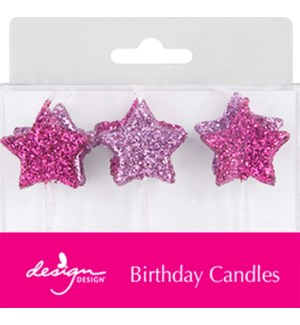 CANDLE/Pink Stars