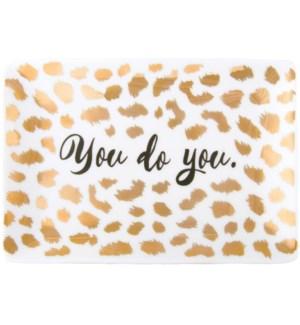 TRAY/You Do You Cheetah