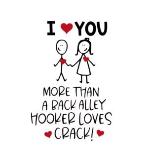 AN/Hooker loves crack