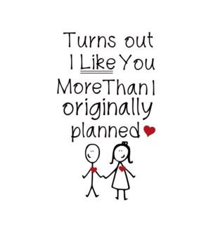 AN/Turns Out I Like You