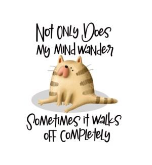 BBD/My Mind Wanders