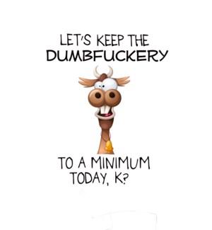 BD/Dumbfuckery