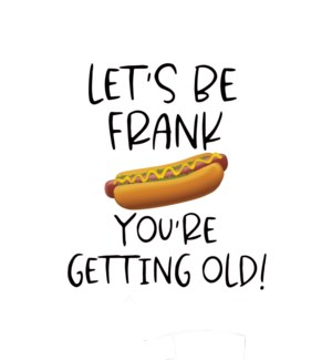 BD/Let's Be Frank