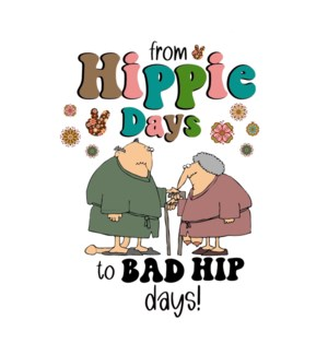 BD/From Hippie Days To
