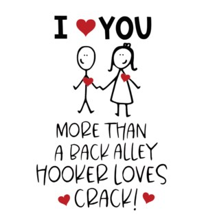 MAGNET/Hooker loves crack