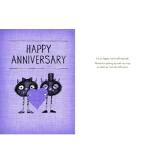 AN/ Happy Anniversary!